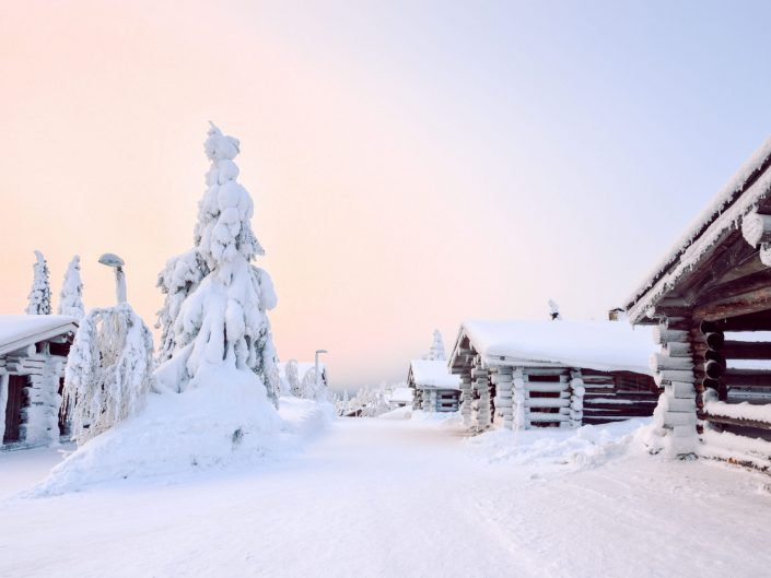 Iso Syote, Lapland