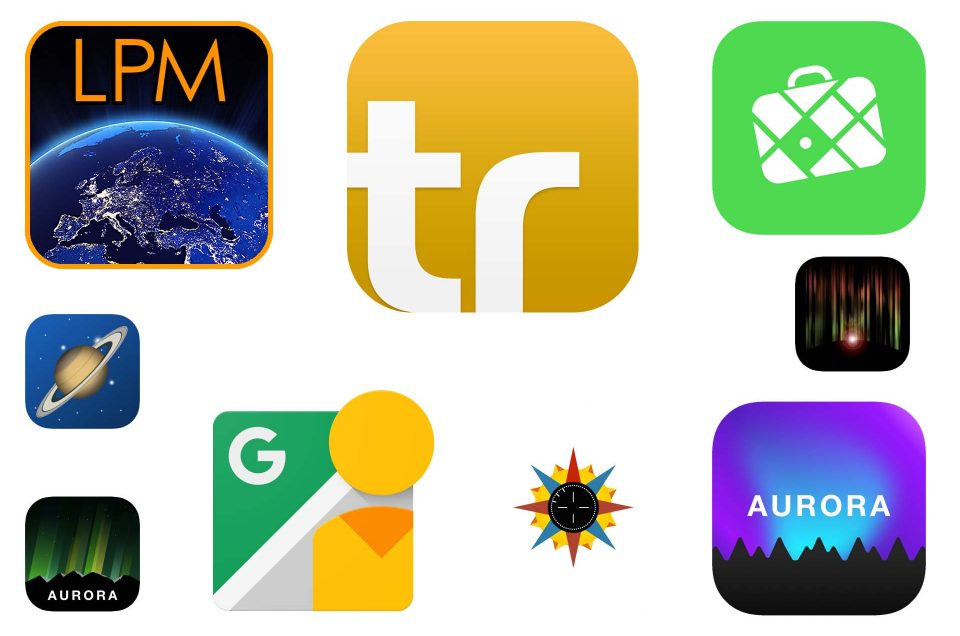 Free apps I couldn't live without as a travel photographer